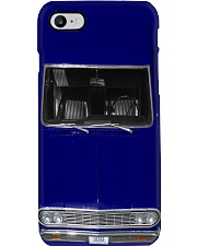 Car Chev 1964 Chevel Daytona Blue PDN-dqh Phone Case i-phone-8-case