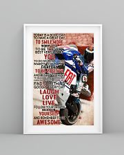 Motor Today Is A Good Day 99 24x36 Poster lifestyle-poster-5