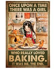 baking OUAT 11x17 Poster front