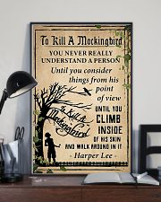 book to kill a mockingbird-pdn-nna 24x36 Poster lifestyle-poster-2