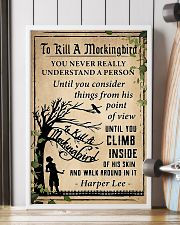 book to kill a mockingbird-pdn-nna 24x36 Poster lifestyle-poster-4