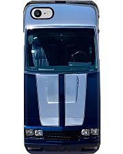 Car Chev 1984 El Cami Blue Silver PDN-pml Phone Case i-phone-8-case