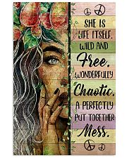 Hippie She Is Life Itself 11x17 Poster front