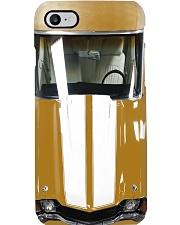 Car Chev 1972 Chevel SS Mohave Gold PDN-pml Phone Case i-phone-8-case