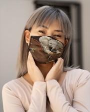 Elephant Leather Msk Cloth Face Mask - 3 Pack aos-face-mask-lifestyle-17