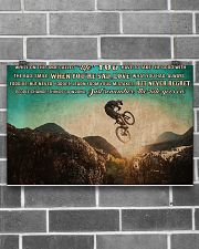 MTB On This Ride PDN ngt 17x11 Poster poster-landscape-17x11-lifestyle-18