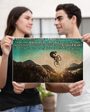 MTB On This Ride PDN ngt 17x11 Poster poster-landscape-17x11-lifestyle-20