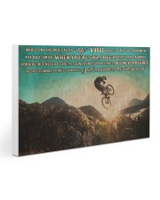 MTB On This Ride PDN ngt Gallery Wrapped Canvas Prints tile