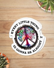 Hippie Every Little Thing Tree Sticker Sticker - 6 pack (Vertical) aos-sticker-6-pack-vertical-lifestyle-front-07