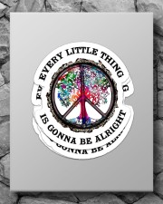 Hippie Every Little Thing Tree Sticker Sticker - 6 pack (Vertical) aos-sticker-6-pack-vertical-lifestyle-front-09