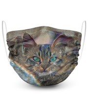 Cat Abs PC5 PDN-dqh 2 Layer Face Mask - Single thumbnail