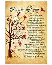 Cardinal I Never Left You PDN 11x17 Poster front