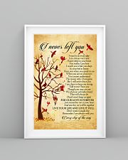 Cardinal I Never Left You PDN 11x17 Poster lifestyle-poster-5