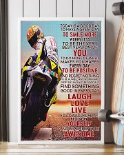 Motor Today Is A Good Day 24x36 Poster lifestyle-poster-4