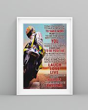 Motor Today Is A Good Day 24x36 Poster lifestyle-poster-5