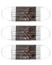 Native Horse Riding PDN-dqh Cloth Face Mask - 3 Pack thumbnail