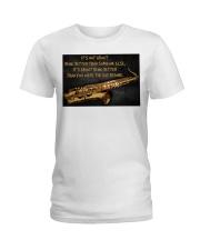 Saxophone Better Than You 2 PDN-dqh Ladies T-Shirt thumbnail