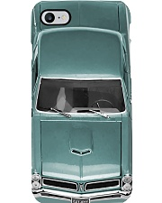 Car Pon 1965 GTO Reef Turquoise PDN-dqh Phone Case i-phone-8-case