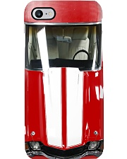 Car Chev 1972 Chevel SS red PDN-pml Phone Case i-phone-8-case