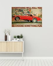 Drag Racing ST Fun 36x24 Poster poster-landscape-36x24-lifestyle-01