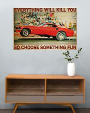 Drag Racing ST Fun 36x24 Poster poster-landscape-36x24-lifestyle-21