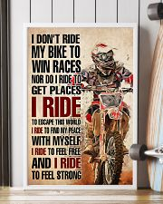 Motorcross I ride 24x36 Poster lifestyle-poster-4