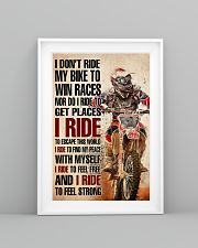 Motorcross I ride 24x36 Poster lifestyle-poster-5