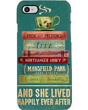 Book Happily Ever After pc Phone Case i-phone-8-case