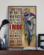 Motocross I Ride PDN-DQH  24x36 Poster lifestyle-poster-2