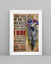 Motocross I Ride PDN-DQH  24x36 Poster lifestyle-poster-5