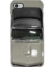 Car Pon 1967 GTO Silverglaze Black Top PDN-dqh Phone Case i-phone-8-case