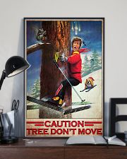 Skiing Film Patrol Tree Dont Move PDN-dqh 11x17 Poster lifestyle-poster-2