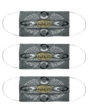 RB 4 lqt-nna Cloth Face Mask - 3 Pack front