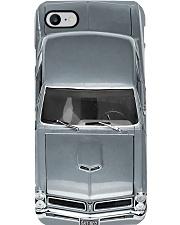 Car Pon 1965 GTO Bluemist Slate PDN-dqh Phone Case i-phone-8-case