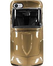 Car Chev 1969 Corvet Stingry Rivrsde Gold PDN-dqh Phone Case i-phone-8-case