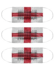 England Made In Code Cloth Face Mask - 3 Pack front