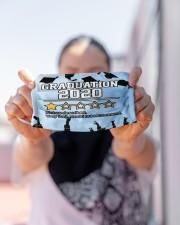 Graduation Msk  Cloth Face Mask - 3 Pack aos-face-mask-lifestyle-07