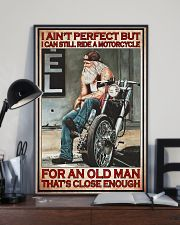 Motorcycle ride a motorcycle PDN PT 24x36 Poster lifestyle-poster-2