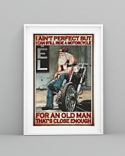 Motorcycle ride a motorcycle PDN PT 24x36 Poster lifestyle-poster-5