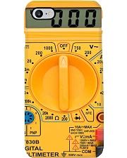 Electrician Multimeter Phone Case i-phone-8-case