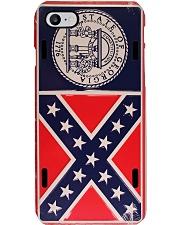 Flm Bandit Flag Plate PDN-NTH Phone Case i-phone-8-case