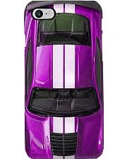 Must Shel 19 PC PDN violet Phone Case i-phone-8-case