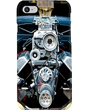 Drag Racing Engine PDN 7-NTH Phone Case i-phone-8-case