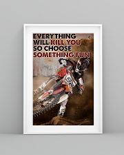 Motocross Choose ST Fun1 24x36 Poster lifestyle-poster-5