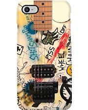 Music Guitar George Graffiti PDN-dqh Phone Case i-phone-8-case