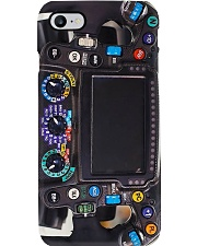 F1 Steering PC-MCD PDN-DQH  Phone Case i-phone-8-case