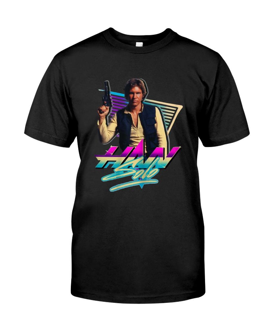 Han Solo Eighties Retro Sweatshirt