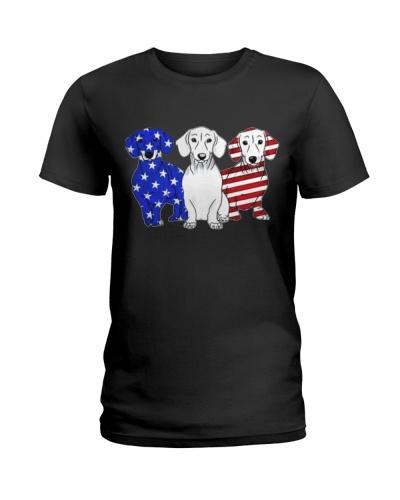 Dachshund American Flag - LIMITED EDITION