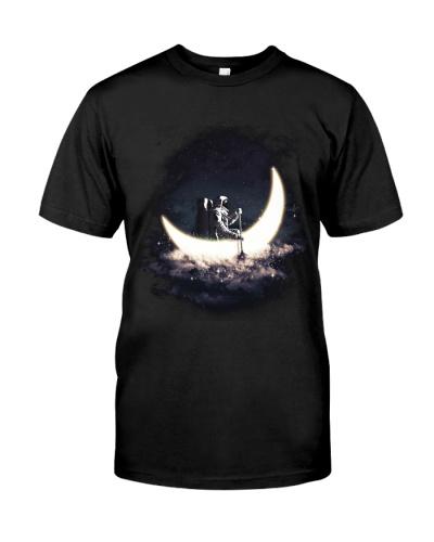 astronomy astronaut moon boating