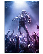 astronomy astronaut party rock 24x36 Poster front